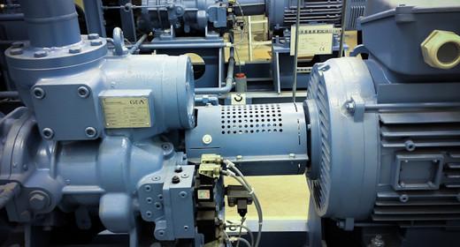 Industrial Refrigeration Equipment Kryos