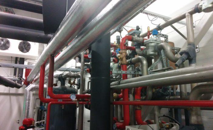 Промышленные холодильные установки и тепловые насосы