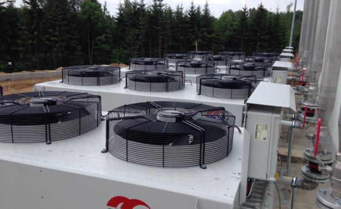 Устройства охлаждения серверных помещений